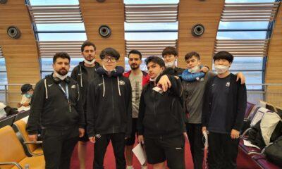 Papara SuperMassive, Worlds 2020 için Çin'e ulaştı