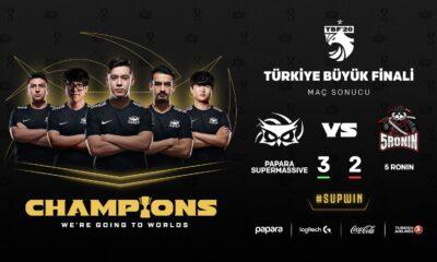 Profesyonel oyuncular, Papara SuperMassive şampiyonluğu hakkında neler söyledi?