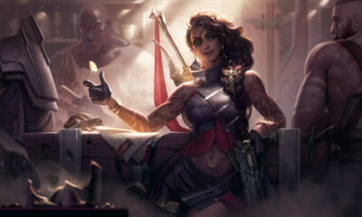 Riot Games Samira
