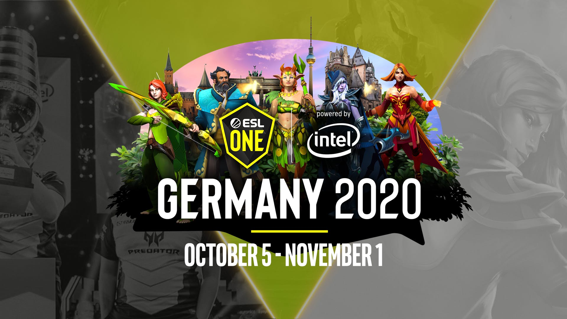 ESL One Germany 2020 Online
