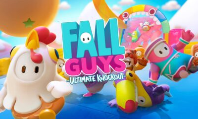 Fall Guys Ultimate Knockout Twitch Rivals