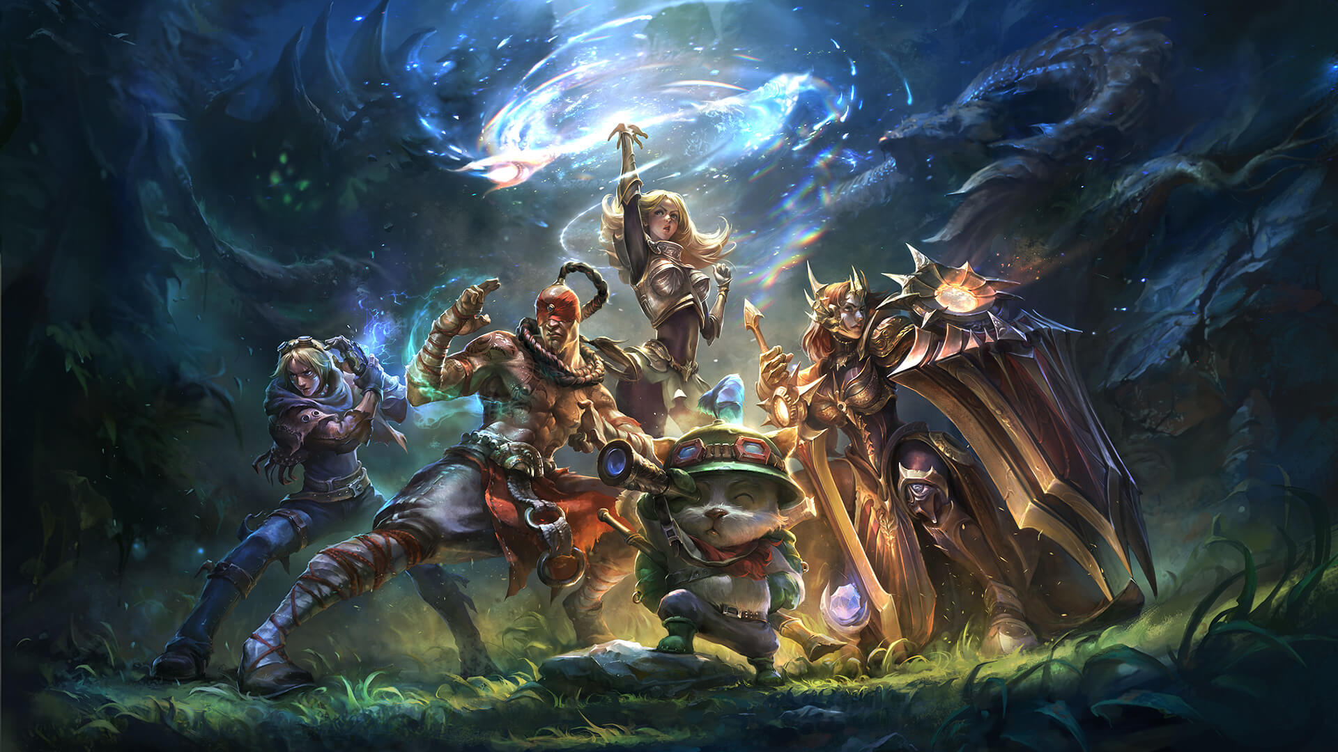 League of Legends 11.4 yama