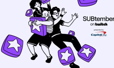subtember twitch