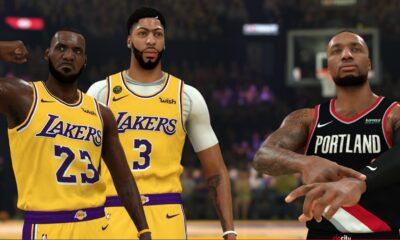NBA 2K21'in