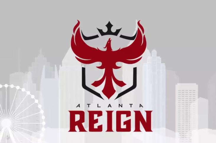 Atlanta Reign Owerwatch