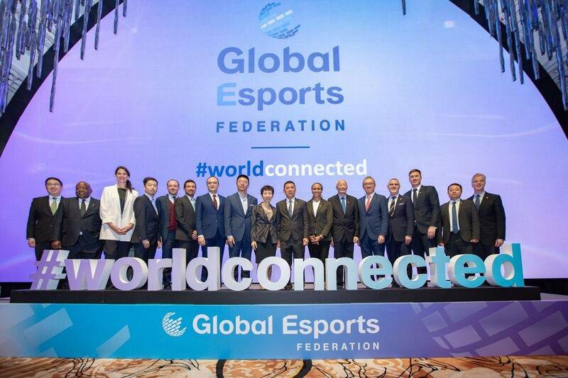 Capcom, Konami ve Sega, artık Global Espor Federasyonu üyesi