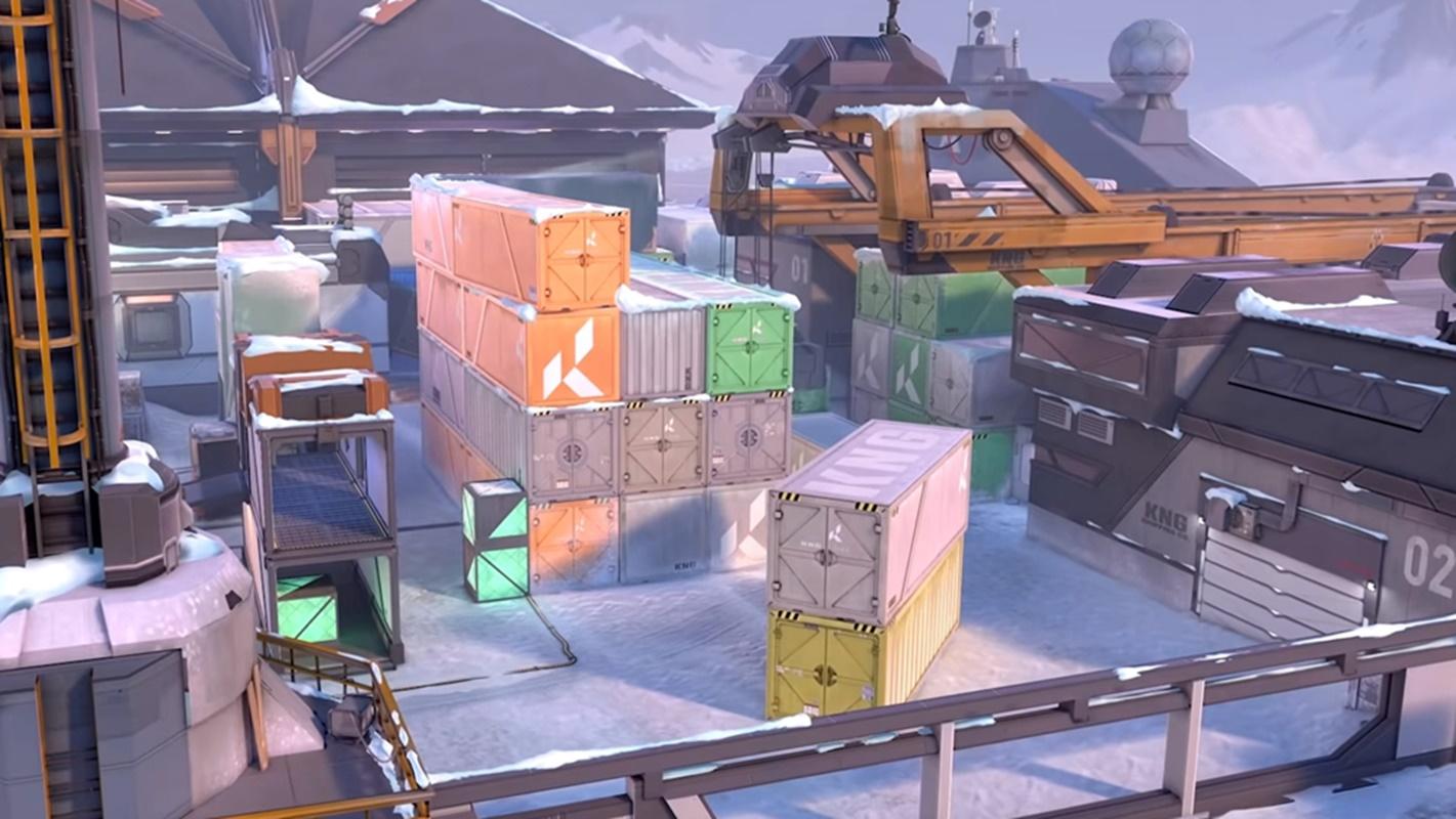 Icebox haritasındaki Omen