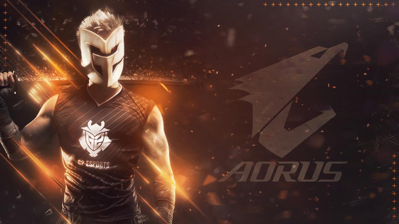 G2 Esports ile AORUS, işbirliklerini tekrardan uzattı