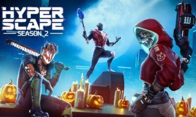 Hyper Scape cadılar bayramı