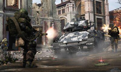 Call of Duty: Modern Warfare boyutunu