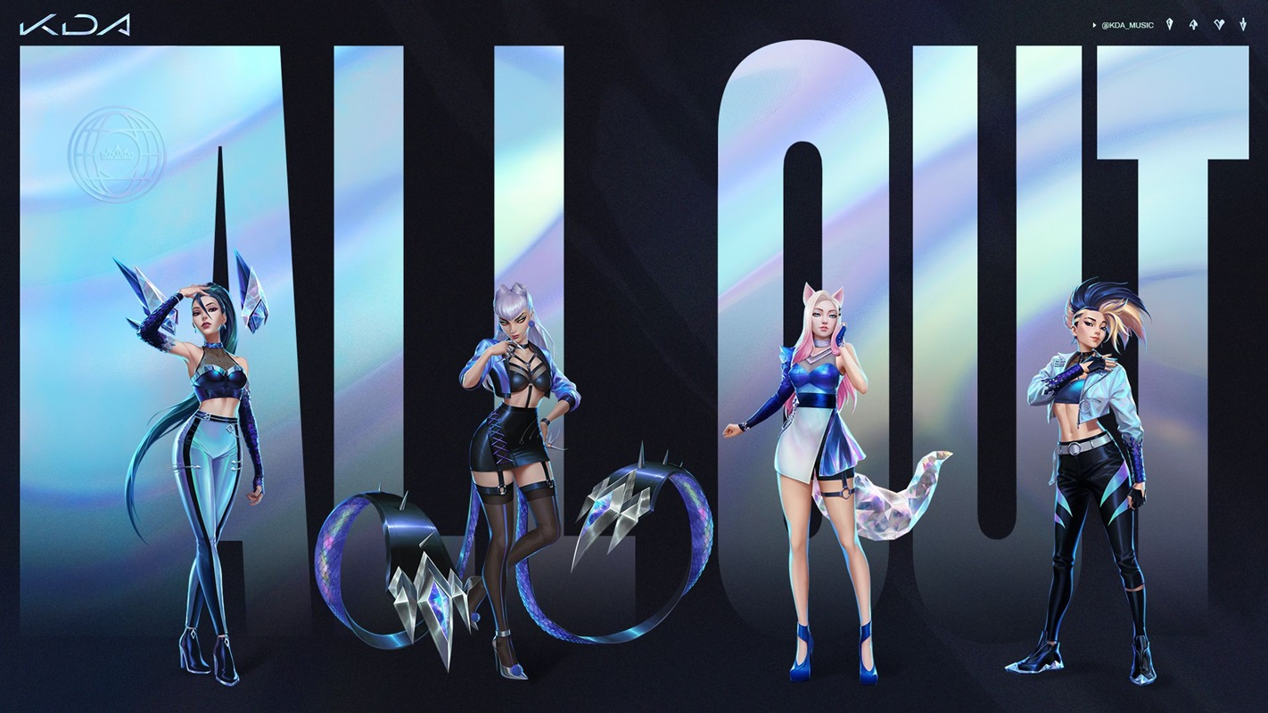 League of Legends K/DA