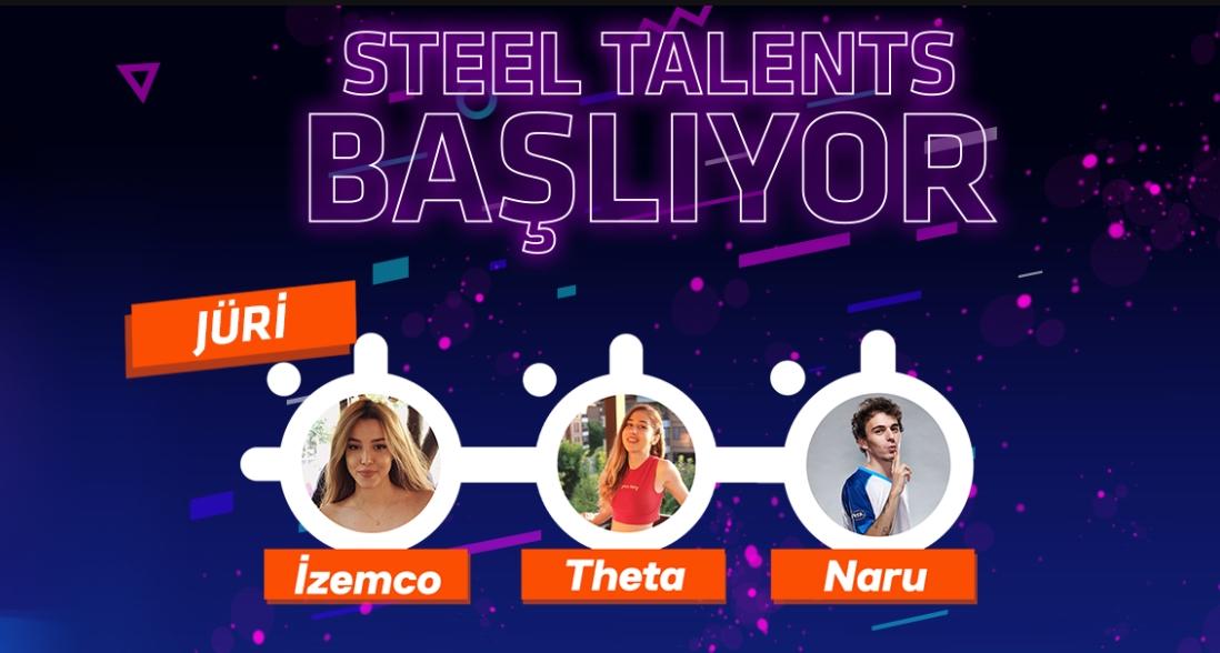 steel talents