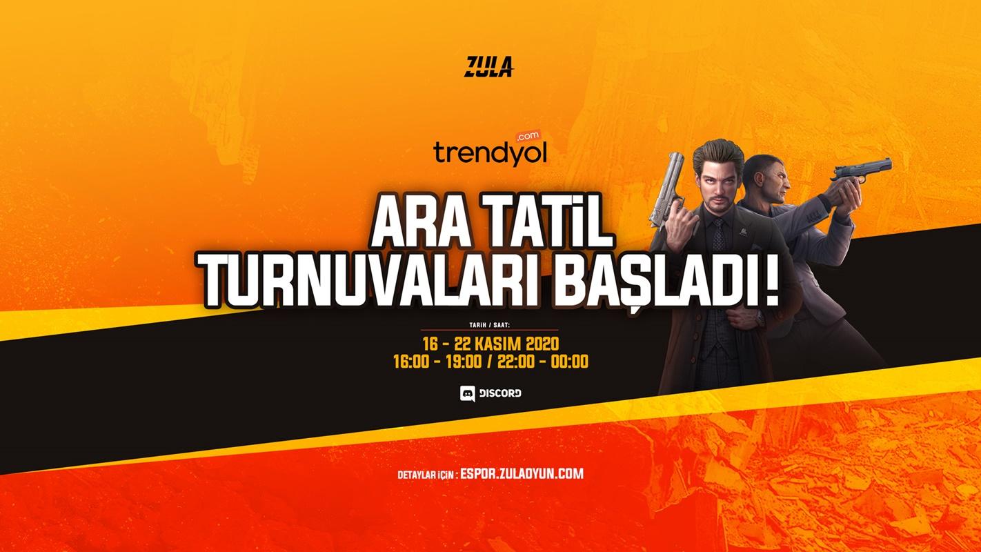 Zula Ara Tatil Turnuvaları