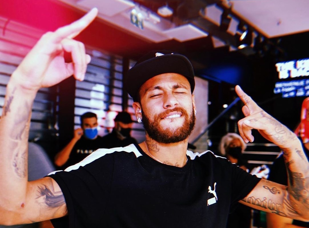 Neymar Twitch'ten