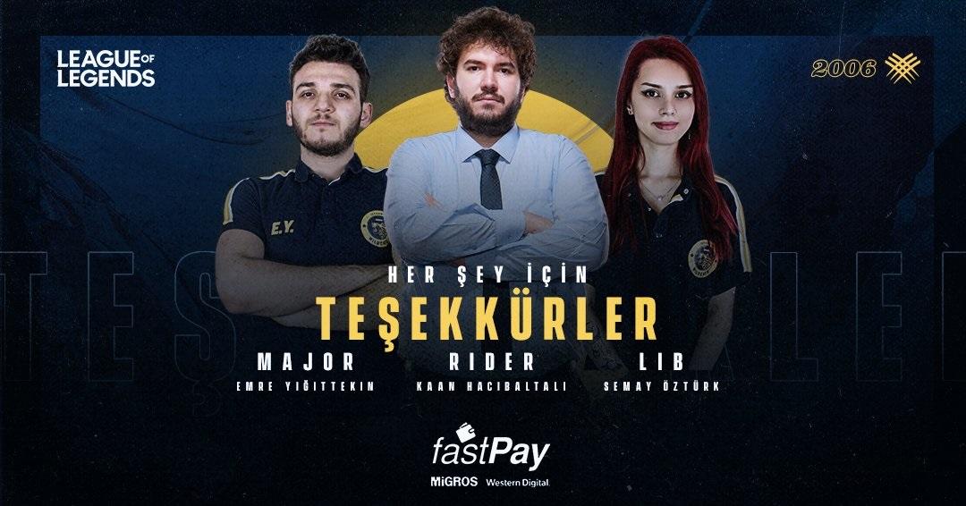 İstanbul Wildcats League of Legends takımı koç ekibiyle yollarını ayırdı!