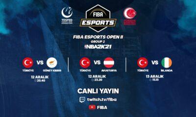 NBA 2K21 Türkiye Milli Takımı