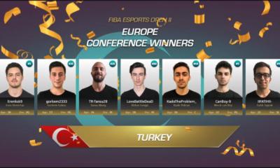 NBA 2K21 Türkiye Milli