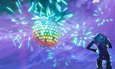 Fortnite yeni yıl