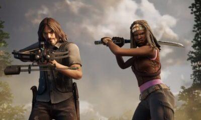 Fortnite The Walking Dead