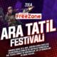 Zula'da Vodafone Freezone Ara Tatil