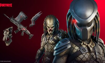 Predator Fortnite Savaş Bileti'ne