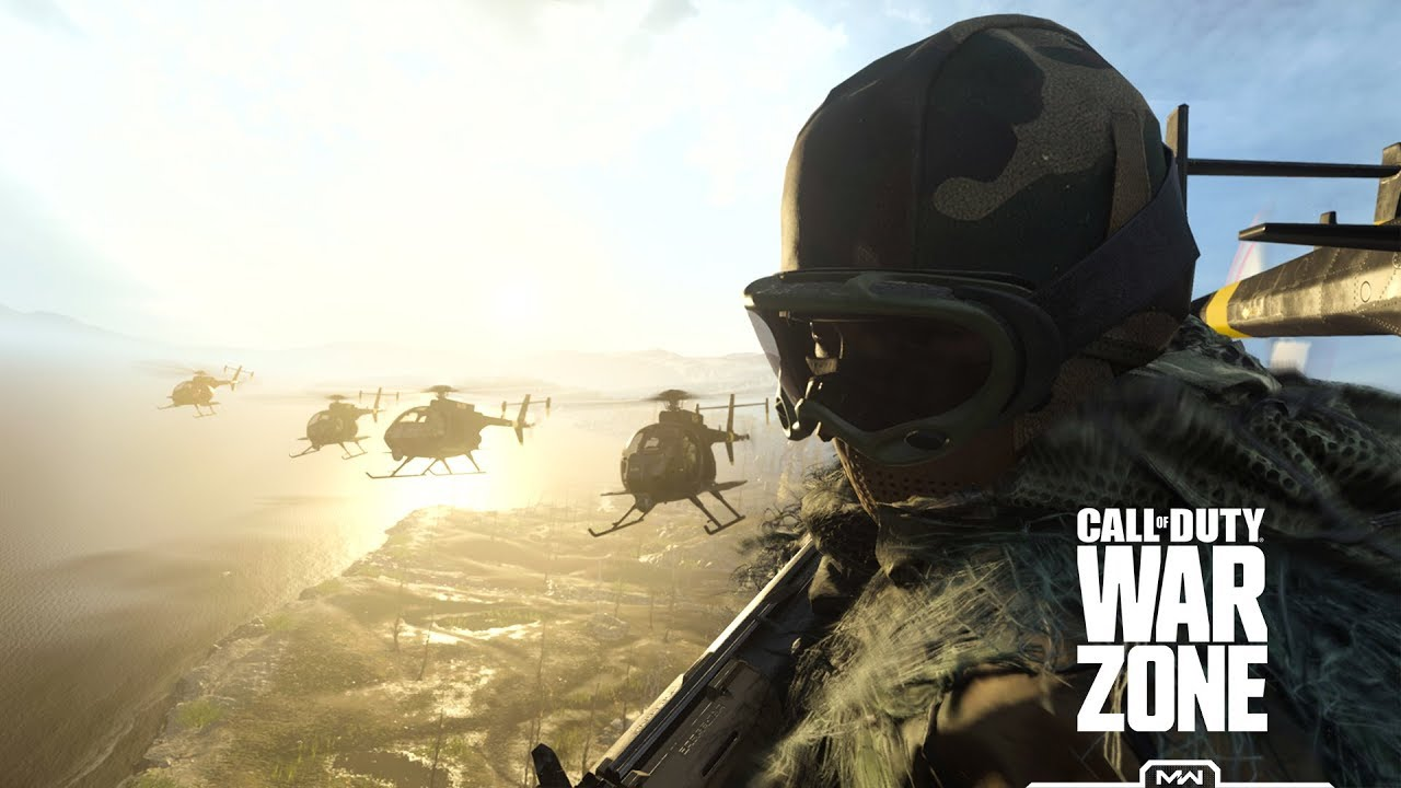 Call of Duty Warzone hile