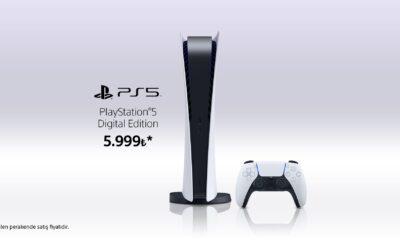 PlayStation 5 Dijital Sürümünün fiyatı ve çıkış tarihi resmi olarak açıkladı!