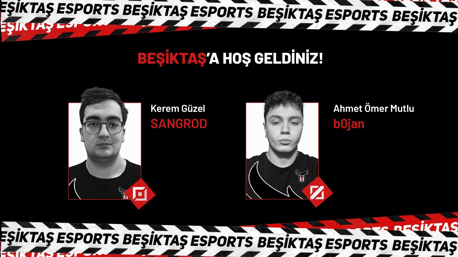 Beşiktaş Esports League of Legends Akademi