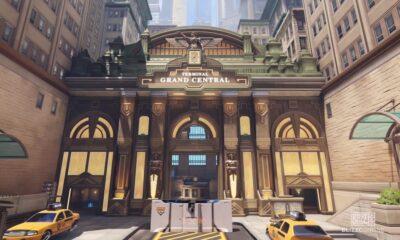 Overwatch 2'nin yeni haritası