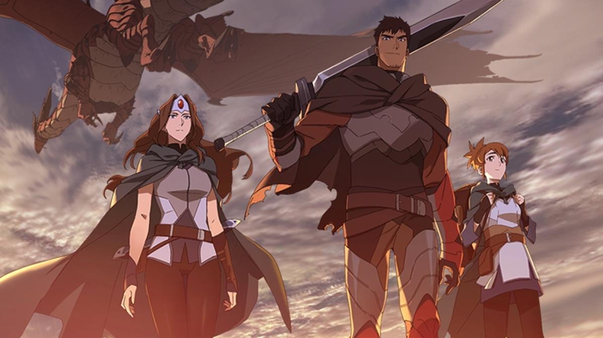 Valve'nin DOTA: Dragon's Blood anime serisinin 2. sezonu yakında geliyor!