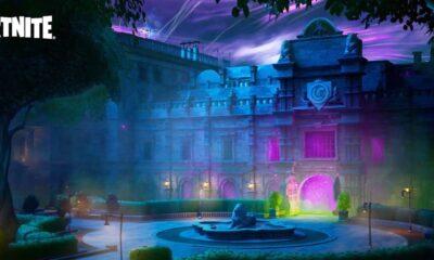 Croft Manor Fortnite