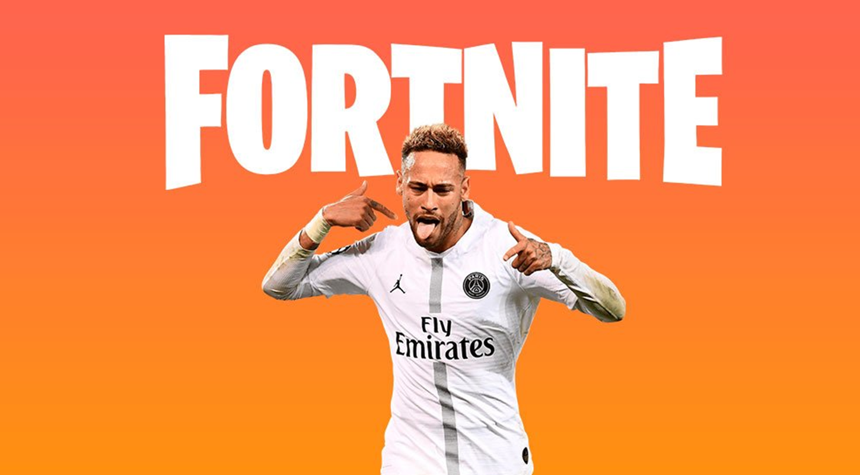 Neymar Jr. Fortnite
