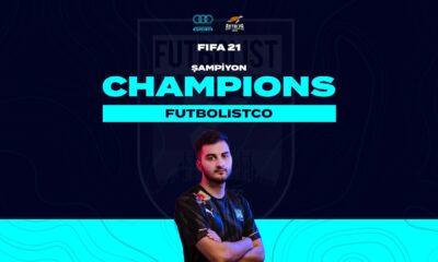 Uluslararası Akdeniz Espor FIFA turnuvası şampiyonu iMertAl oldu!