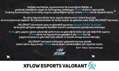 XFlow Esports Valorant
