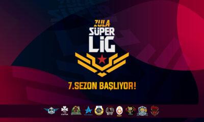 Zula Süper Lig 7. Sezon 1. Hafta 2. Gün karşılaşmaları başlıyor