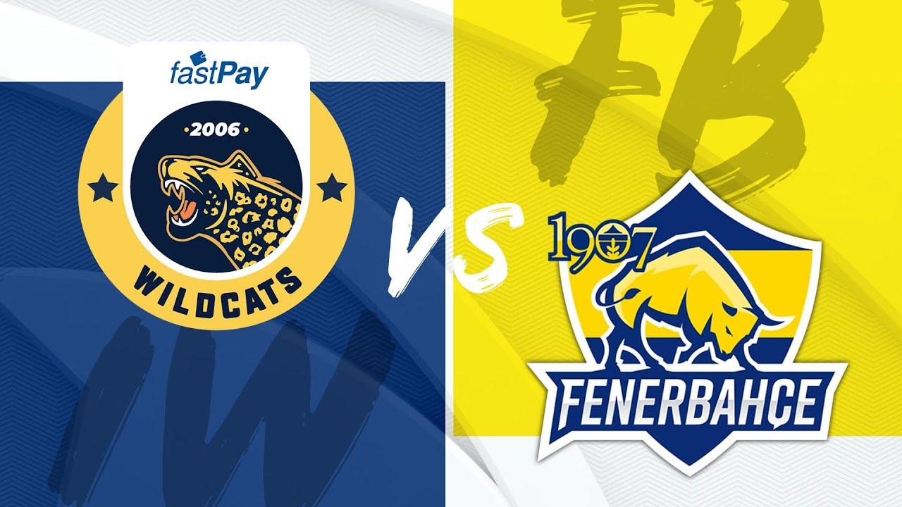 2021 Kış Mevsimi finalistleri 1907 Fenerbahçe ve fastPay Wildcats'in normal sezon ve playoff istatistikleri