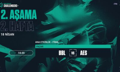 BBL Esports ve Anatolia Esports