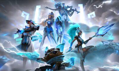 Damwon Gaming 2020 Worlds