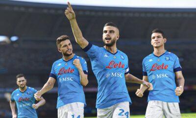 Konami ve SSC Napoli anlaşmaya vardıklarını duyurdu
