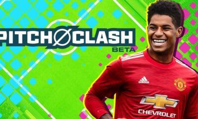 Konami yeni mobil futbol oyunu: Pitch Clash