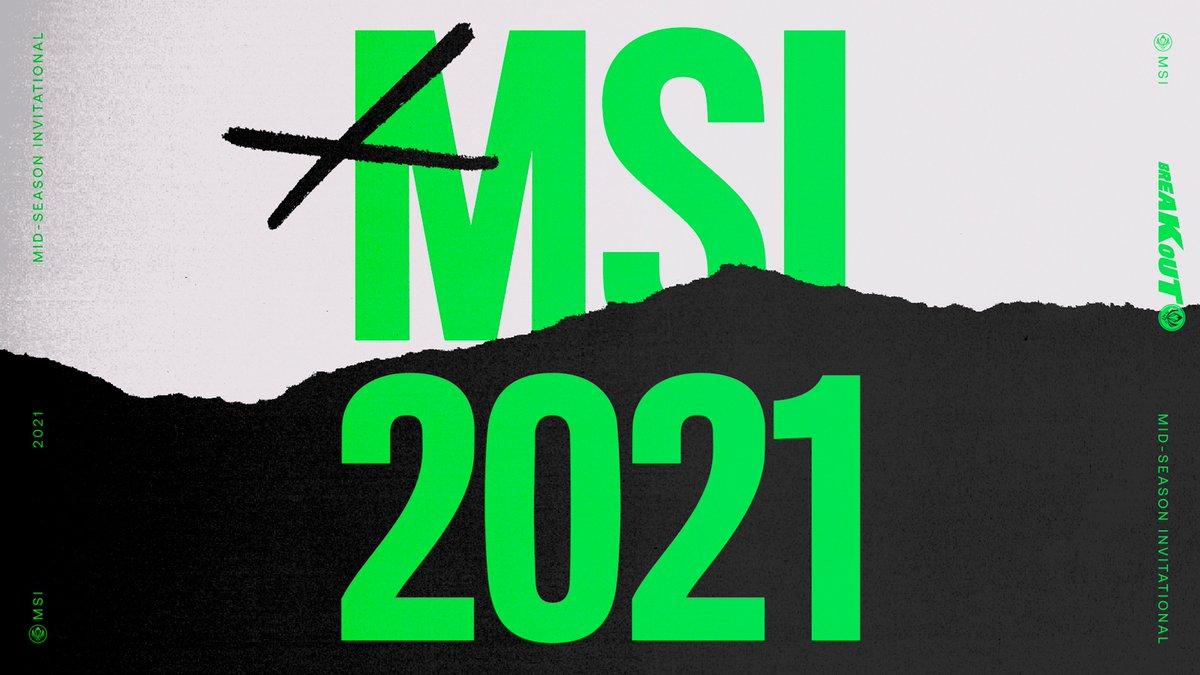 MSI 2021 6. Gün Maçları