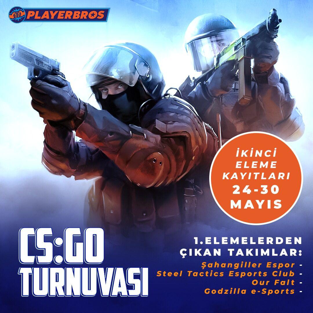 Game Garaj CS:GO turnuvasında ikinci eleme kayıtları açıldı