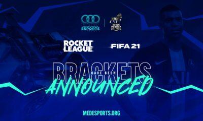 Uluslararası Akdeniz Espor Turnuvası fikstürü açıklandı!