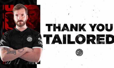 TSM, VALORANT kadrosunun koçu Tailored ile yollarını ayırdığını açıkladı