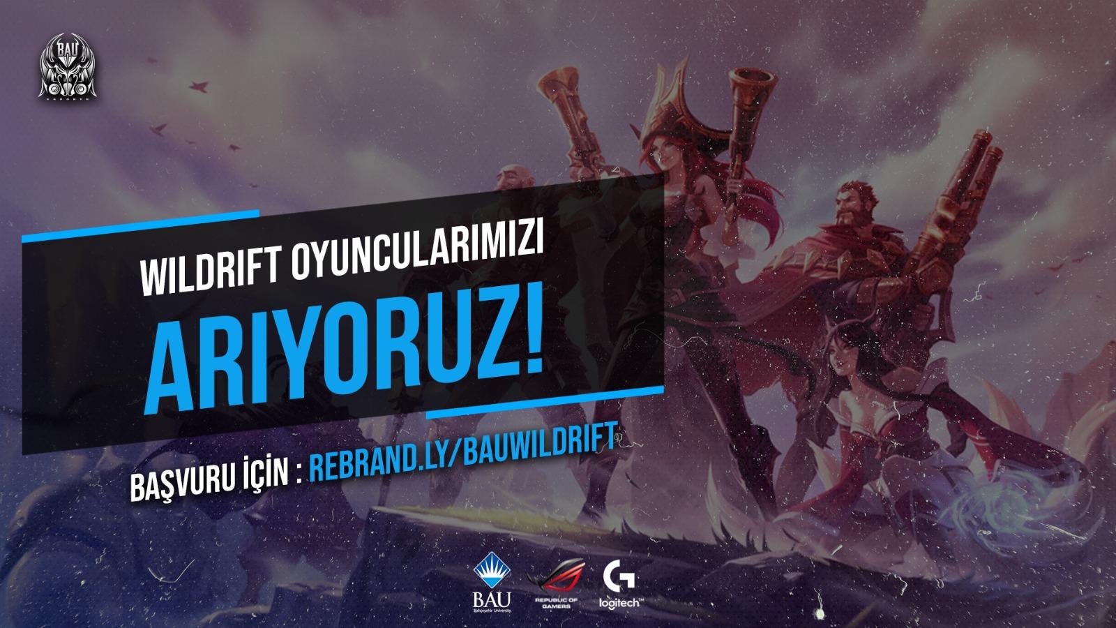 Bahçeşehir Üniversitesi Bau esports