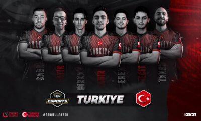 NBA 2K Türkiye milli
