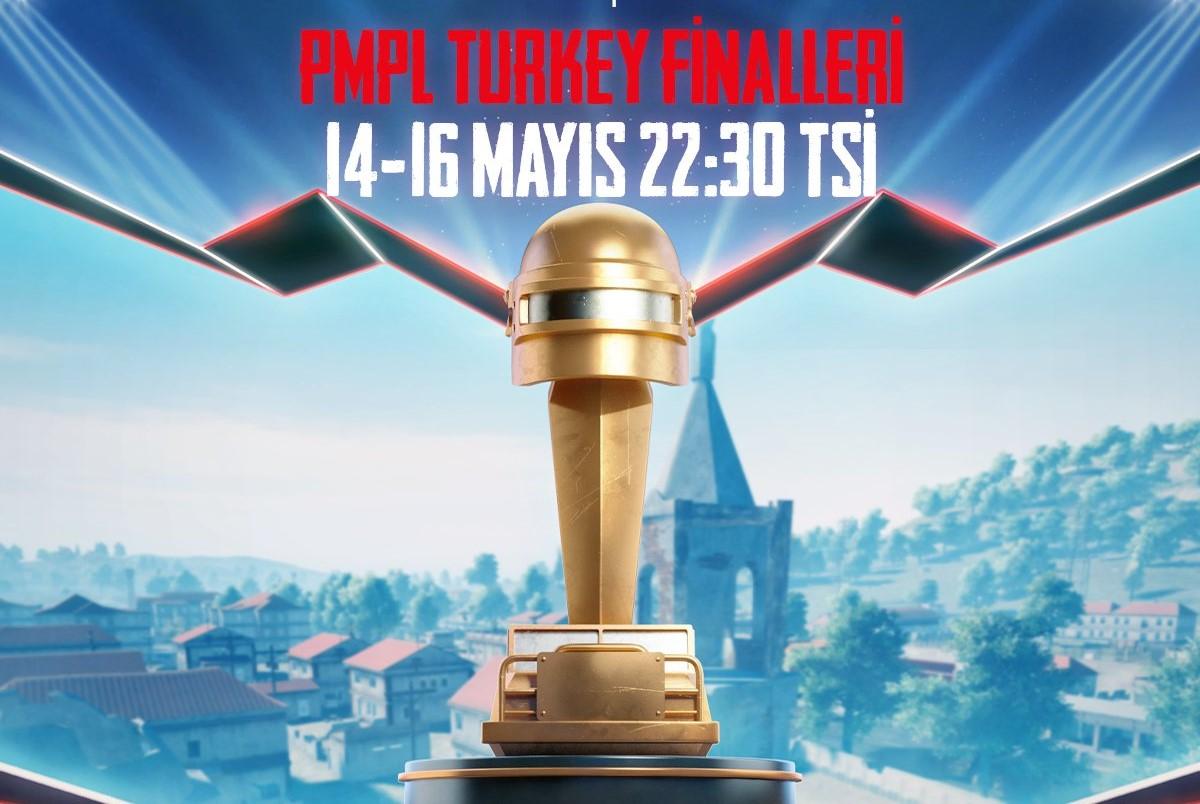 PUBG Mobile Pro League Türkiye Finalleri
