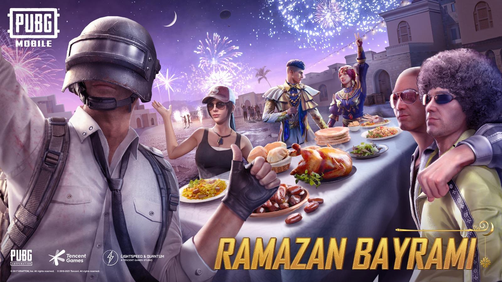 PUBG Mobile Ramazan