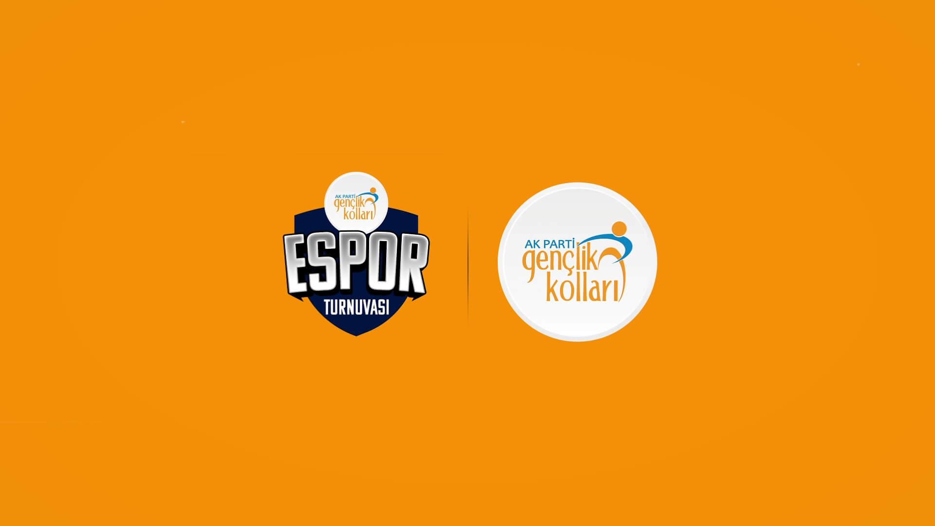 AK Gençlik Espor Turnuvası duyuruldu
