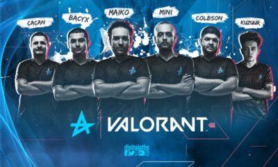 Digital Athletics, yeni VALORANT takımını duyurdu!